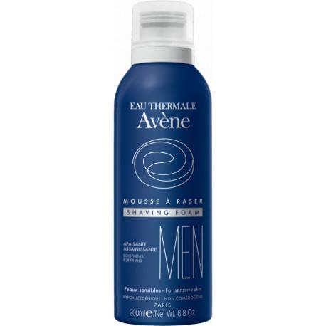 Avène Men Espuma De Afeitar 200 ml
