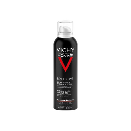 VICHY HOMME GEL DE AFEITADO - ANTI-IRRITACIONES 150ML