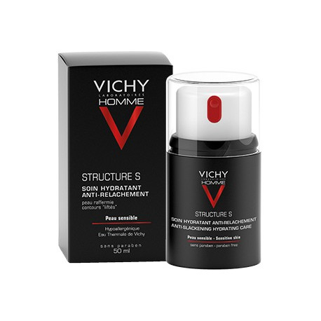 VICHY HOMME STRUCTURE S. Tratamiento hidratante Reafirmante 50ML