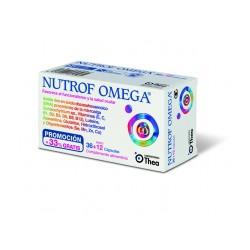 Nutrof Omega 36 Cápsulas + 12 Gratis
