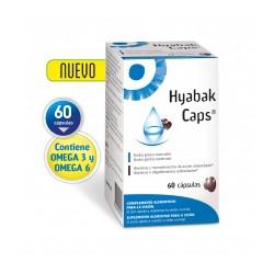 Hyabak vision 60 cápsulas