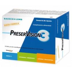 PreserVision 3  Envase 180 capsulas