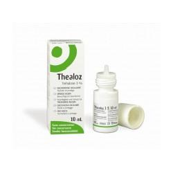 THEALOZ trehalosa 3% sin conservantes Hidratación y protección del ojo en el tratamiento de la sequedad ocular.