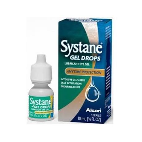 Systane gel drops oftalmico lubricante 10ml