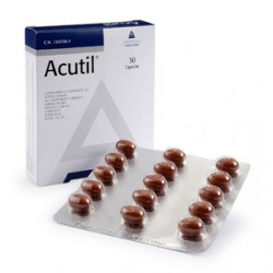Acutil 30 Capsulas