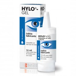 Hylo Gel Colirio 10 Ml