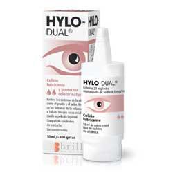 HYLO-DUAL Gotas 10ml Alergia