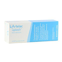 Artelac Splash Multidosis Gotas Oftalmicas 10ml