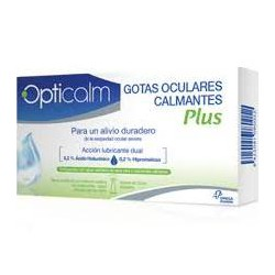 OPTICALM BY INNOXA GOTAS OCUL PLUS 10MONODOSIS