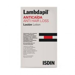 Isdin Lambdapil Anticaida 60 Cápsulas