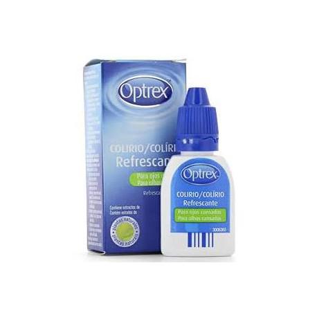 Optrex Colirio Refrescante Ojo Cansado 10 ml