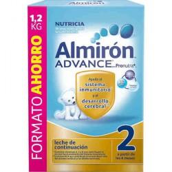 Almiron Advance 2 Bib 1200 gr Formato Ahorro