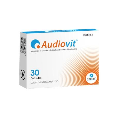 Audiovit 30 Capsulas