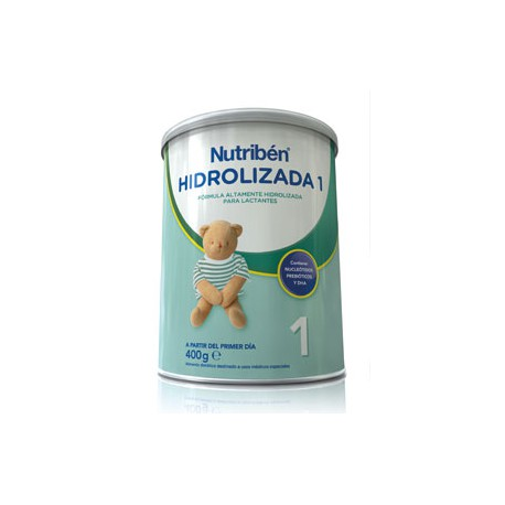 Nutribén hidrolizada 1  400 gr