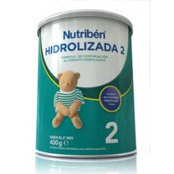 Nutribén hidrolizada 2 400 gr