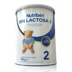 Nutribén sin lactosa 2 400 gr