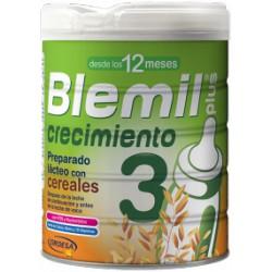 Blemil plus 3 crecimiento con cereales 800 gr