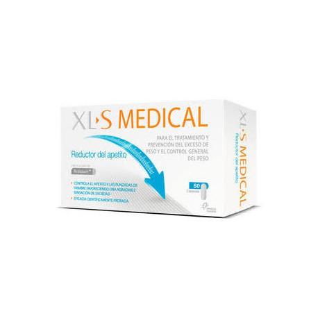 Xls Medical Reductor De Apetito 60 comprimidos