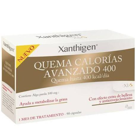 Cápsulas Quema Calorías avanzado 400 XLS Xanthigen 90 Capsulas