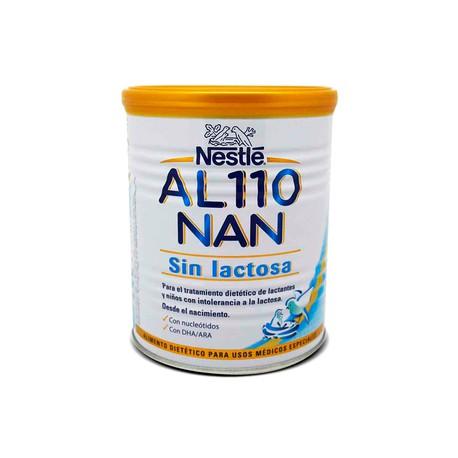 Nestle al 110 polvo sin lactosa 400 gr