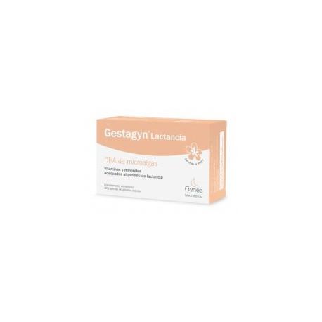 Gestagyn  Lactancia 30 Capsulas