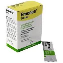 EMENEA junior lima-limon 12monodosis