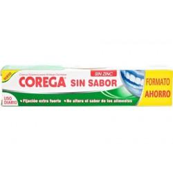 Corega Crema Extra Fuerte Sin Sabor Adhesivo Protesis Dental 40 Ml