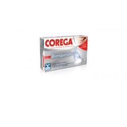 Corega Blanqueador Limpieza Protesis Dental 30 Tabletas