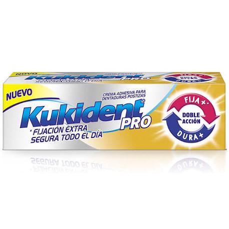 Kukident Pro Doble Accion 40 Gr