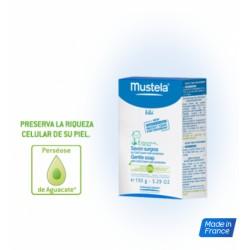 Mustela Jabón al Cold Cream nutriprotector Cara y cuerpo 150 gr