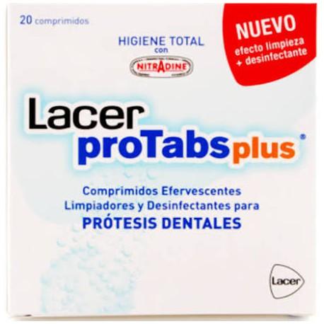 Lacer ProTabs plus 20comprimidos