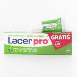 Lacerpro Fijador Extrafuerte 70 + TUBO DE 10  GRAMOS