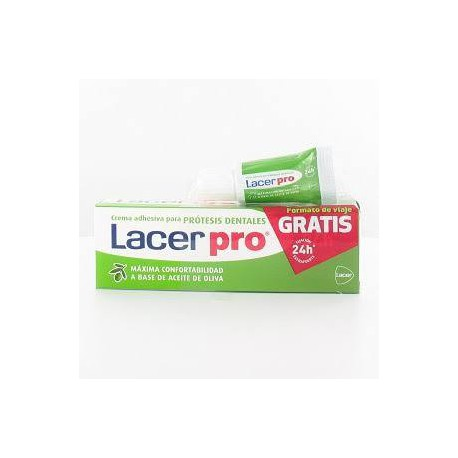 Lacerpro Fijador Extrafuerte 40 GRAMOS
