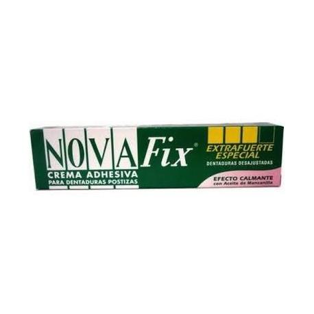 NOVAFIX EXTRA FUERTE C/ MANZANILLA 50GR