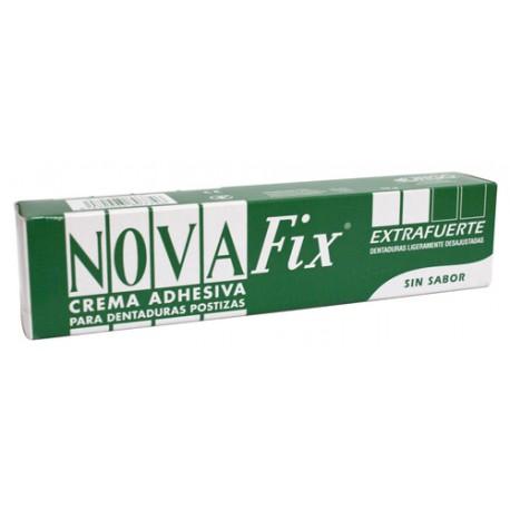 NOVAFIX EXTRA FUERTE SIN SABOR 75 GR