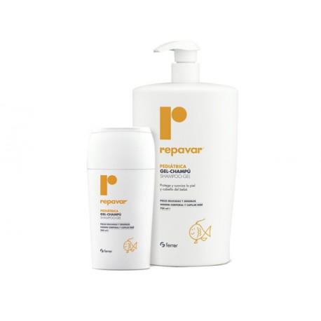 Repavar Gel-Champu 200ml