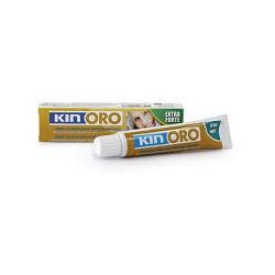 Kin Oro Crema Fijadora Extra Forte 40 gr