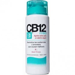 CB12 Mal Aliento Verde 250 Ml