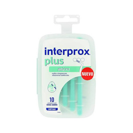 Interprox  Plus Micro 10 unidades