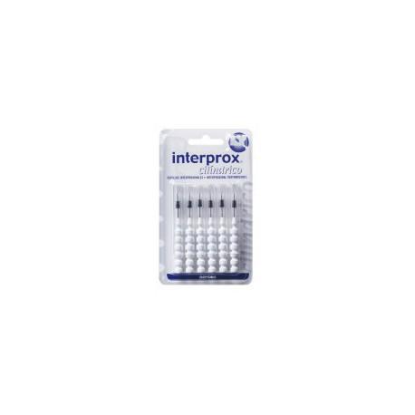 Interprox  Cilíndrico 6 unidades
