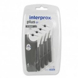 Interprox  Plus X-Maxi Soft 4 unidades