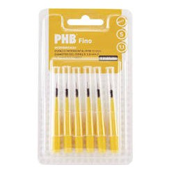 PHB Interdental recto fino 6 uds
