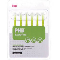 PHB Interdental 90º Extrafino 6u.