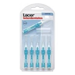 CEP. LACER INTERDENTAL 6 UNIDS CÓNICO