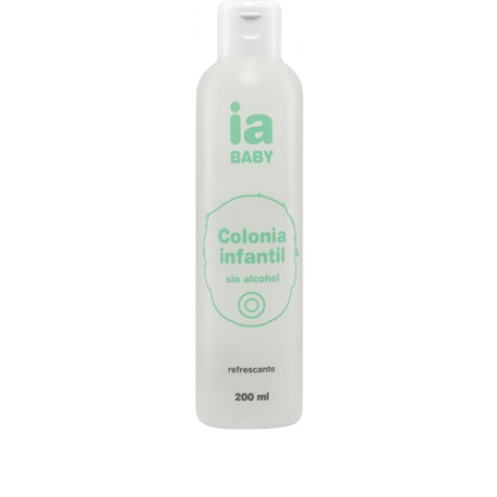 IA Colonia Infantil Sin Alcohol 200 ml