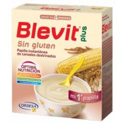 Blevit plus Sin Gluten + 4 meses  300 gramos