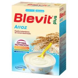 Blevit plus Arroz sin gluten + 4 meses 300  gramos