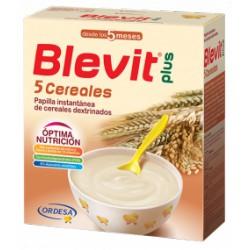 Blevit plus 5 Cereales Desde los 5 meses 300 gr
