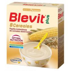 Blevit plus 8 Cereales Desde los 5 meses 1200 gramos FORMATO AHORRO
