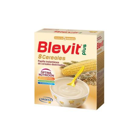 Blevit plus 8 Cereales Desde los 5 meses 600 gramos